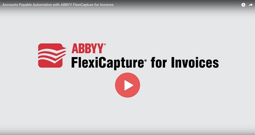 Accounts Payable Automation with Abbyy for Invoices Video